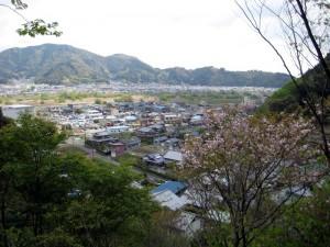 産女山からの風景