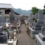 産女観音墓地